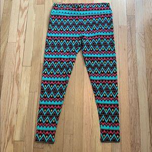 Tall and curvy pattern LulaRoe legging